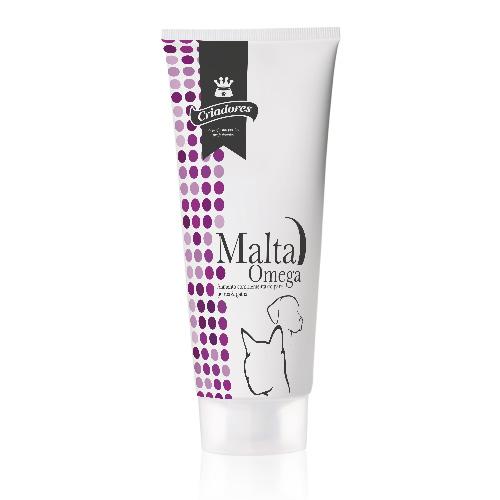 Malta enriquecida com ácidos gordos ómegas 3 e 6 Criadores