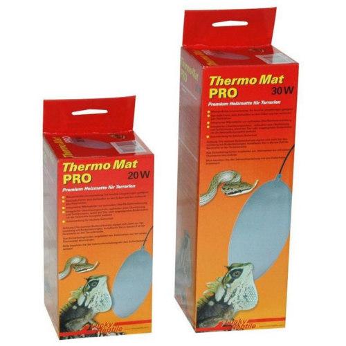 Manta aquecedora oval para répteis Thermo Mat PRO