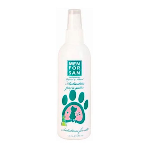 Spray tranquilizante anti-estresse para gatos