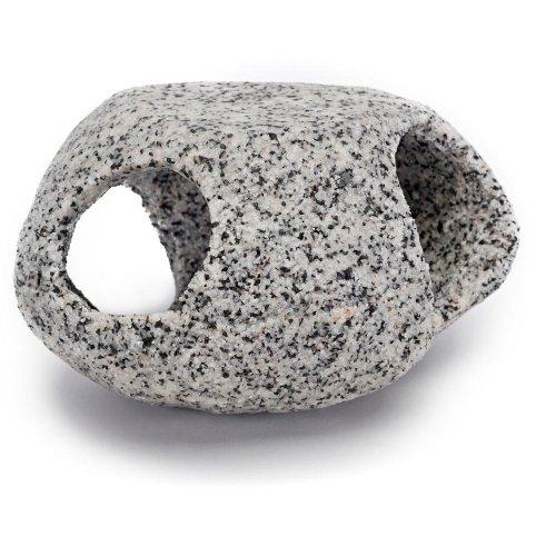 Pedra Lítio com buracos para aquários e terrários