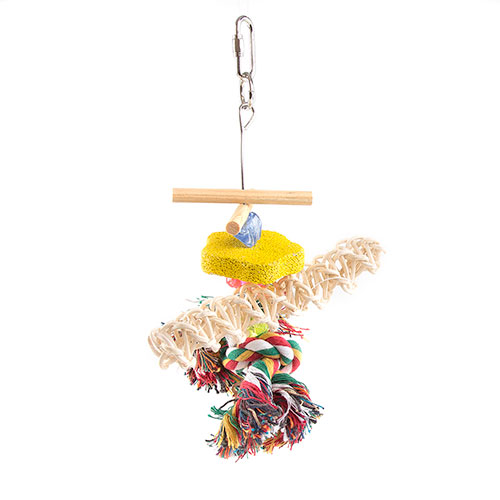 Brinquedo Combo Kabob para papagaios