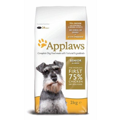 Applaws Senior ração para cães com frango
