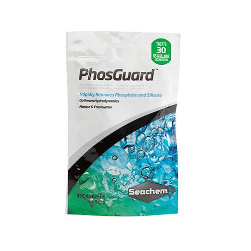 Controlo de fosfatos e silicatos Phosguard