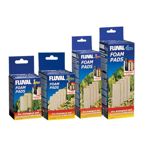 Almofadinha de Filtragem de Foamex para Fluval Plus