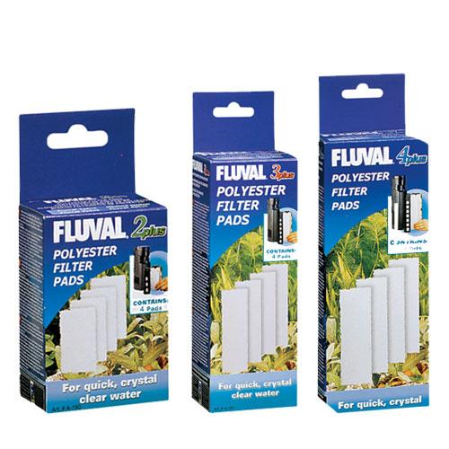 Almofadinha de Filtragem de Poliéster para Fluval Plus