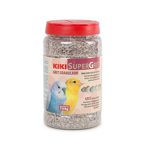KIKI Supergrit com ostras 1.5 Kg