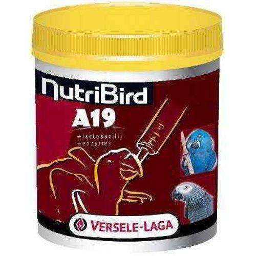 Papa para criação de papagaios NutriBird A19