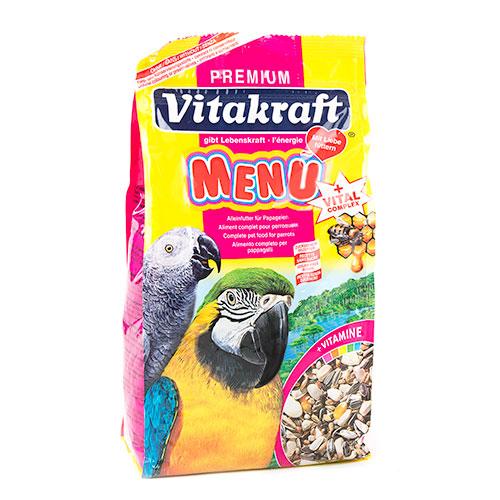 Vitakraft Menu Premium para papagaios