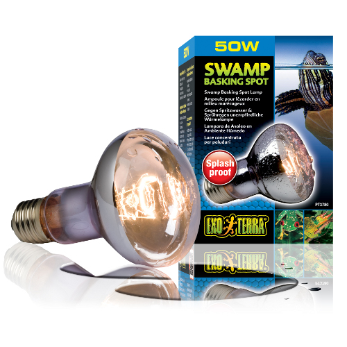 Lâmpada resistente a salpicaduras Swamp Basking Spot