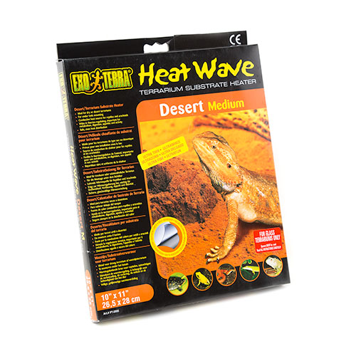 Exo Terra Manta Térmica para Terrário Desértico Heat Wave