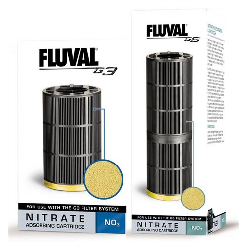 Reposição cartucho de nitrato para Fluval G