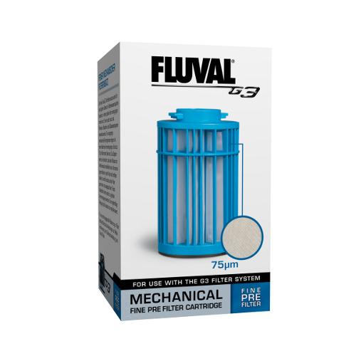 Reposição pré-filtro fino mecânico para Fluval G