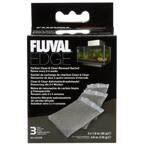 Reposição bolsa de carvão para Fluval Edge