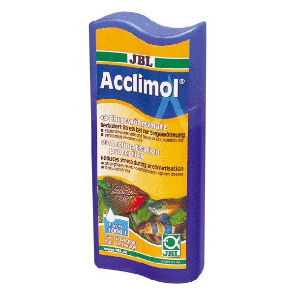 Tranquilizante vitalizante para peixes Acclimol