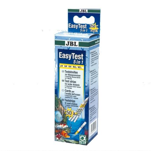 Teste de água 6 em 1 Easy Test