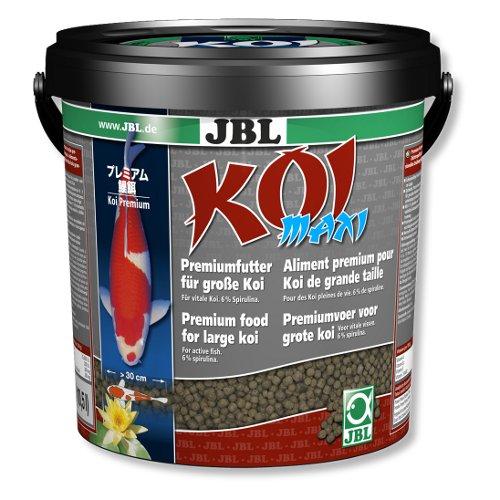 Alimento Para Peixes Koi E Dourados Koi Maxi Gr Nulo