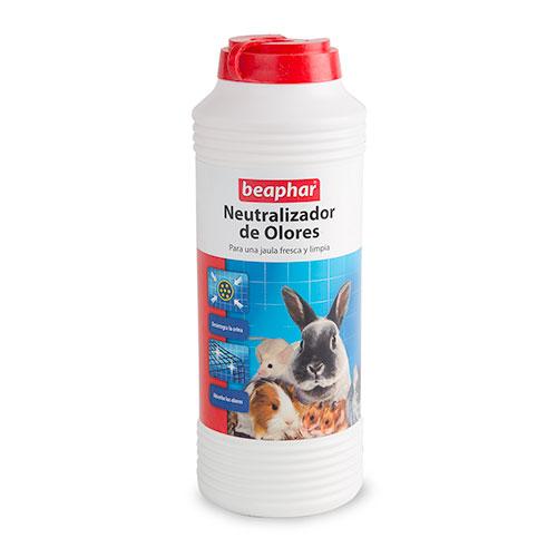 Neutralizador de odores para areia de roedores Beaphar