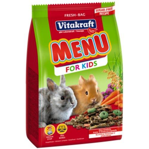 Alimento para Coelhos anões Vitakraft Menu Júnior