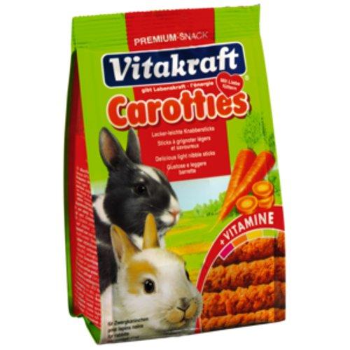 Carotties para coelhos anões Vitakraft