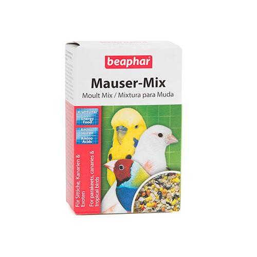Alimento estimulante da muda Moult Mix Beaphar