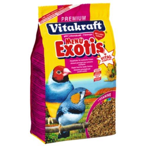 Vitakraft Alimento completo para pássaros exóticos