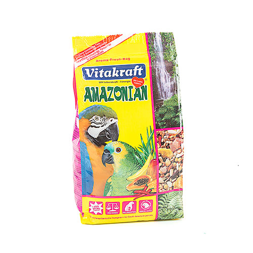 Vitakraft Alimento completo para papagaios amazónicos