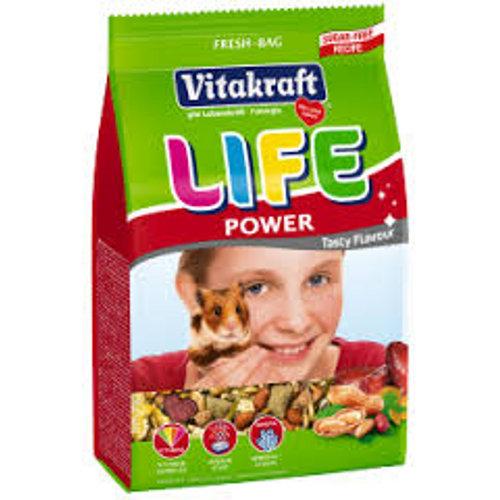 Alimento para Hamsters Vitakraft Menu Life