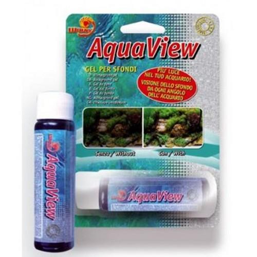 Gel para fundos de aquários AquaView