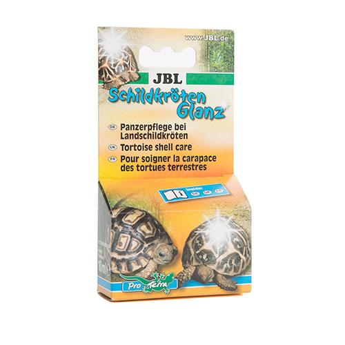 Abrilhantador de carapaças para tartarugas de terra