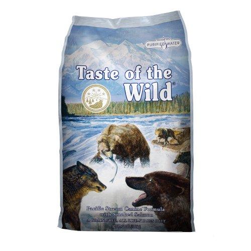 Taste of the Wild Pacific Stream Canine com salmão defumado