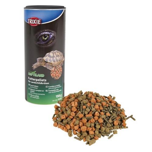 Alimento completo para tartarugas de terra en pellets