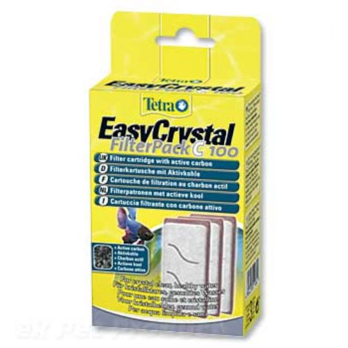 Tetratec EasyCrystal Filter Pack C 100 para Aquário Globe