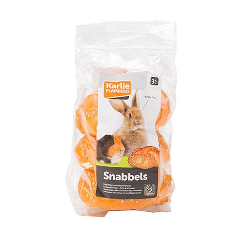 Snabbles pães de cenoura para roedores