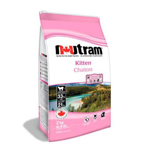 Nutram Kitten Alimento Super Premium para gatinhos