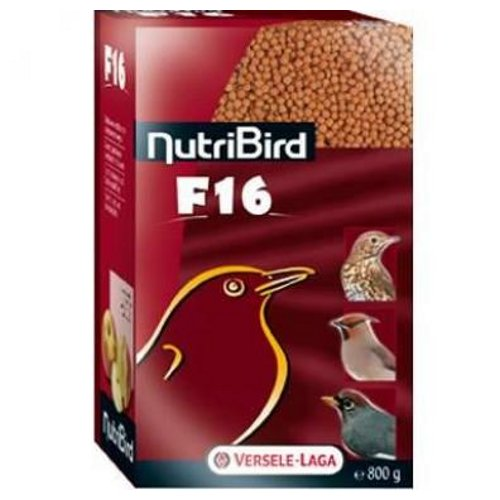 Nutribird F16 Alimento para pájaros insectivoros e frugívoros