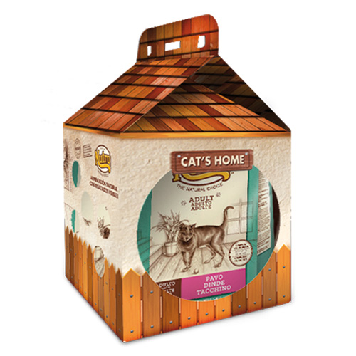 Nutro Adult Cat´s Home para gatos com peru