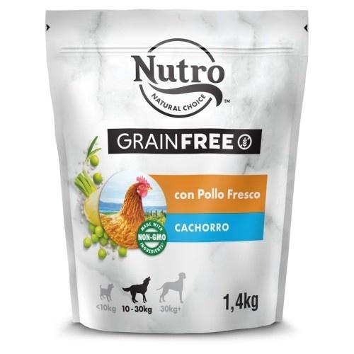 Nutro Grain Free Puppy ração para cachorros com frango