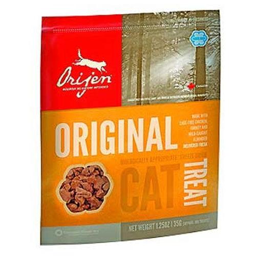 Orijen Treat Original snack natural de frango e peru para gatos