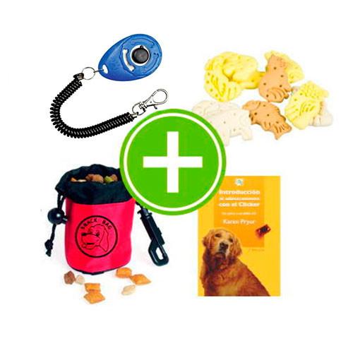 Pack introdução ao treinamento de clicker para cães