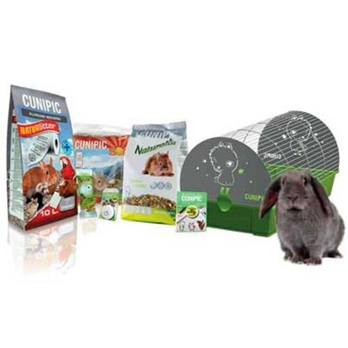 Pack para coelhos Cunipic