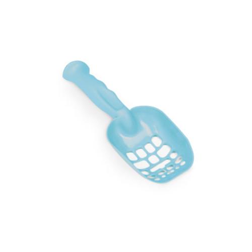 Pá para areia de gato TK-Pet Vesta cor azul
