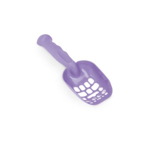 Pá para areia de gato TK-Pet Vesta cor violeta