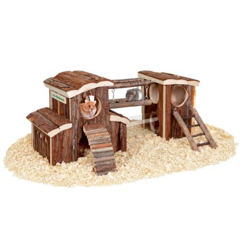 Parque de brincar para roedores Ole Wonderland