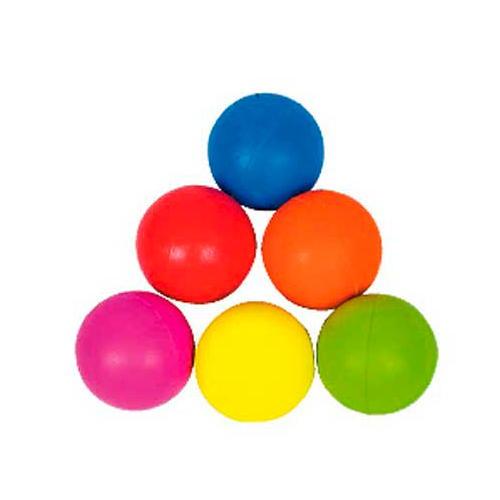 Bolas de borracha dura - Vários tamanhos