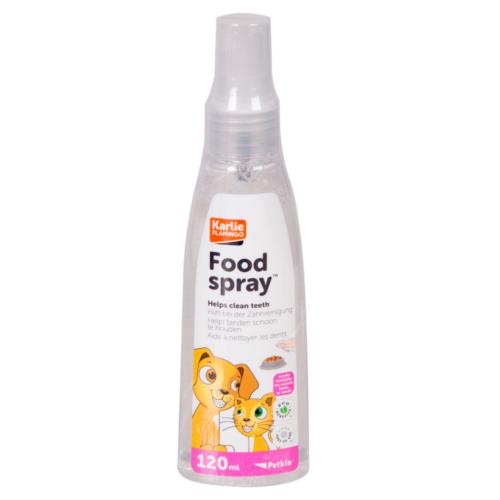Petkin Spray de cuidado dental para comida Karlie