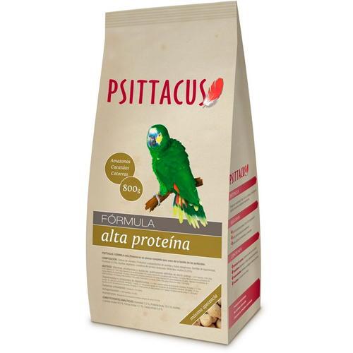 Psittacus Ração Manutenção Alta Proteína para aves