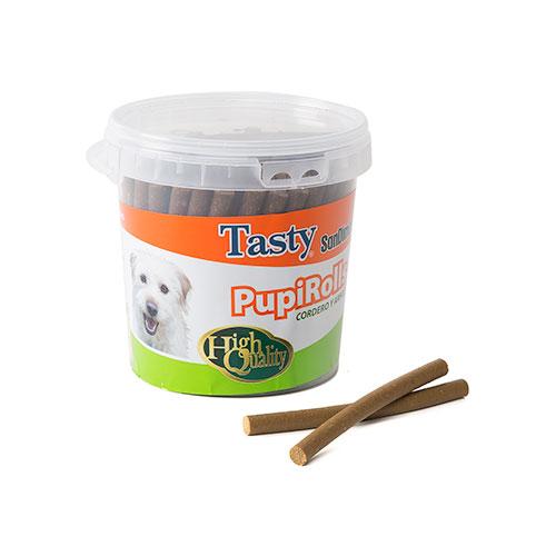 Pupirolls barritas de cordeiro e arroz para cães