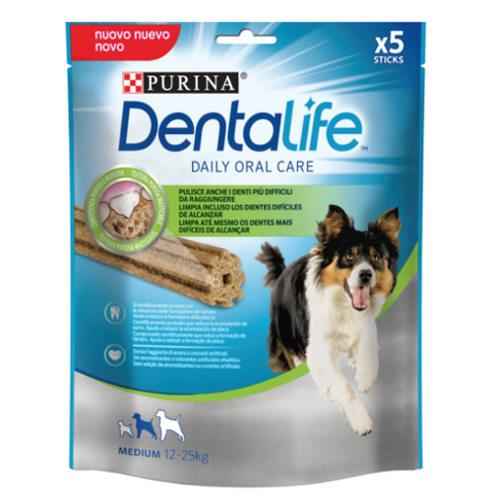 Purina Dentalife para cães de tamanho médio