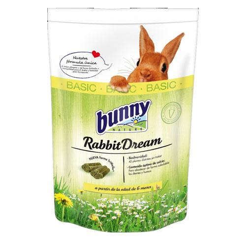 Ração completa para coelhos Rabbit Dream Bunny Basic