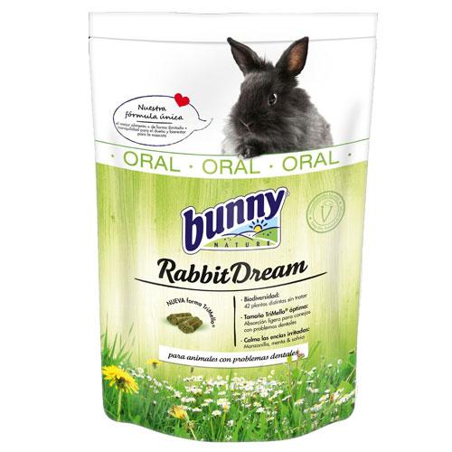 Ração completa para coelhos Rabbit Dream Bunny Oral